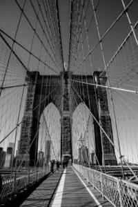 Brooklyn bridge - N.Y.